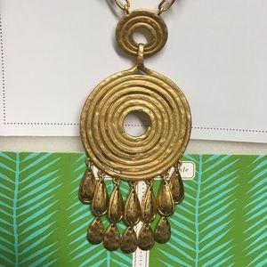 Delilah Necklace Gold